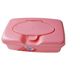 Free Sample Baby Wipe Plastic Cases Wet Wipes Container For Multipurpose