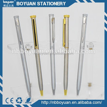 2016 China hot sale metal hotel pen