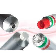 99.9% aluminum tube widely used in cosmetic and food industries