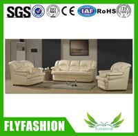 New Europe style leather sofa direct from factory (OF-71)