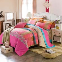 New design bed sheets from pakistan cheap