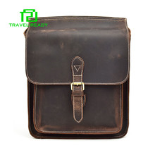 <strong>fashion</strong> anti theft genuine leather business whoesale backpack china
