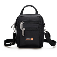 China suppliers hot sale custom waterproof walking shoulder bag for man