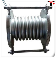 Stainless steel flexible metal expansion bellows Expansion joint bellow compensator