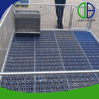World Best Selling Products Hot Dip Galvanized Pig Farrowing Crate For Sale