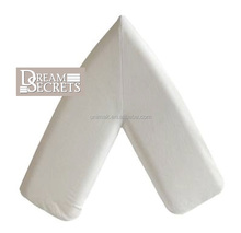 V Shape Memory Foam Pillow