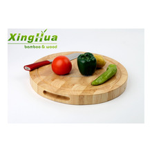 bbq cutting chopping block, acacia wood chopping block, round chopping block