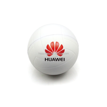 Logo Imprint PU Volleyball Stress Ball
