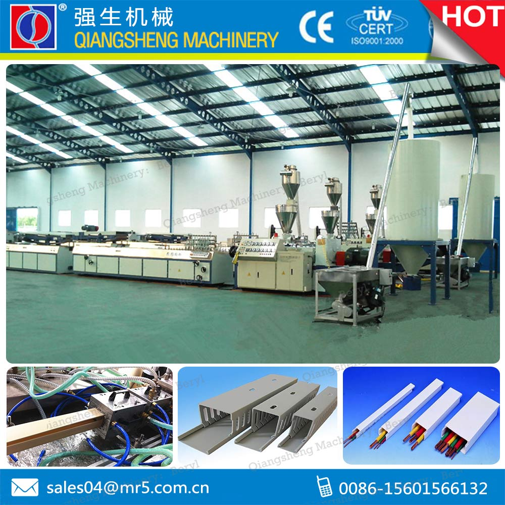 alibaba low fat pvc cable sleeve profile extrusion machine chine jiangsu