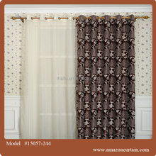 Home Used 2016 Cheap Window Curtain Covering In China