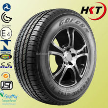 GOFORM 215/55r15 PCR Tires with White Letter
