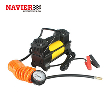 Portable Car tire inflator pump / Auto 12V Electric Air Compressor / Tire Inflator 150PSI