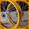"High quality cheap dirt bike motorcycle 17"" dirt bike wheels"
