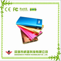 Vpower private model unique mini ce rohs power bank 6500mah for all kinds of mobile phones