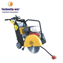 China factory direct sale honda half engines portable saw tools concrete road cutting machine