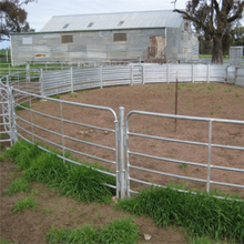 farm fencing and black horse fence