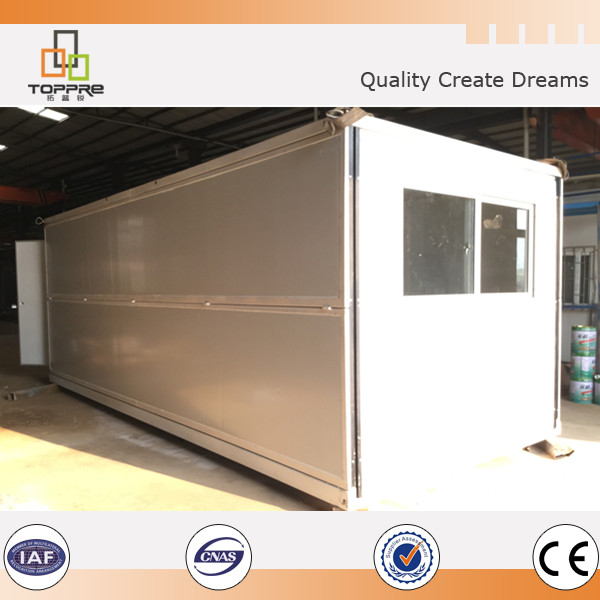 Portable Folding Storage Shipping container house, container cabin