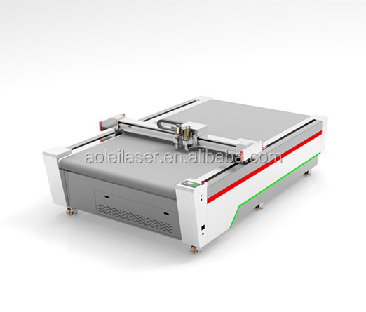 AOL-1625 cnc corrugated cardboard gasket cutting plotter machine