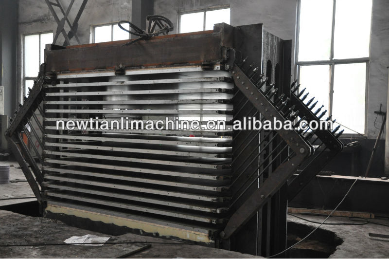 Plywood machinery Wood Veneer Dryer