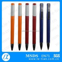 LT-Y148 hot selling promotional plastic pen with logo as customized