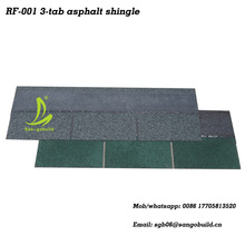 colorful fish-scale / hexagonal mosaic / standard 3-tab / laminated asphalt roofing shingles(low cost, high quality)