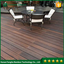 Eco-friendly cheap outdoor solid bamboo flooring