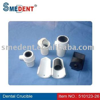 Dental Quartz Crucible used in Dental Laboratory