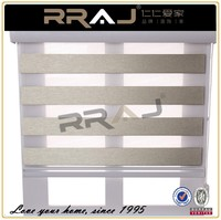 zebra fabric rolls roller blinds screen / with roller blind tubes