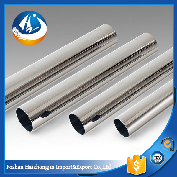 raw material price 304 stainless steel pipes/tube