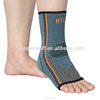 Custom logo protective elastic ankle support for wholesales