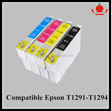 Compatible ink cartridge for Epson T1291-T1294