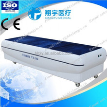 Safe and easy operated acupressure thai massage bed