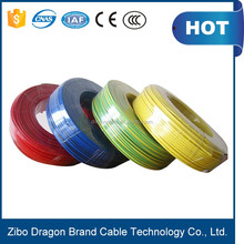 1.5mm 2.5mm 4mm 6mm PVC Insulated 450 / 750V Electrical Cable