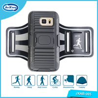 Patented 2016 Lycra Sport Holster Armband Case Cover for Samsung Galaxy S7