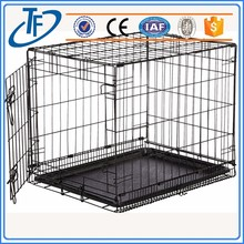 Factory Direct single-door dog cage , heavy duty dog cages