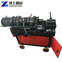 Steel Bar Tapered Thread Cutting/Rolling Machine