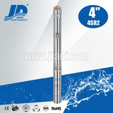 100% copper wire & high output power 4 submersible bore pumps 4'' water submersible pump