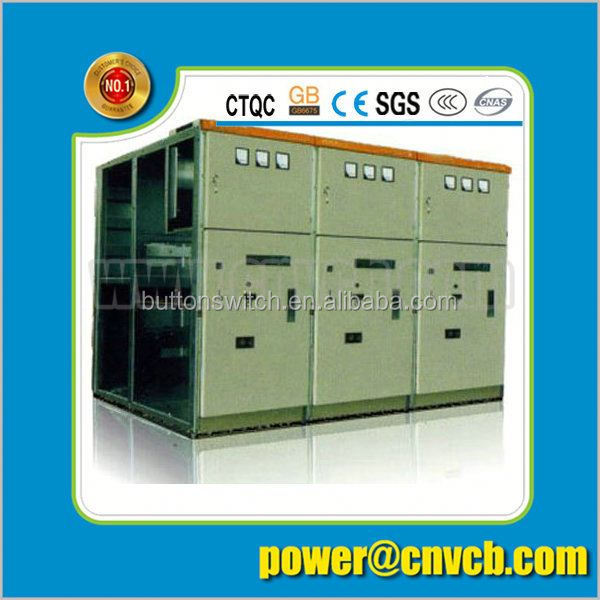 Manufacturer of 11kv switchgear panel KYN28 for power