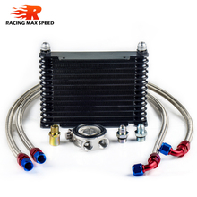 wholesale universal racing car trust row 13 oil cooler for car