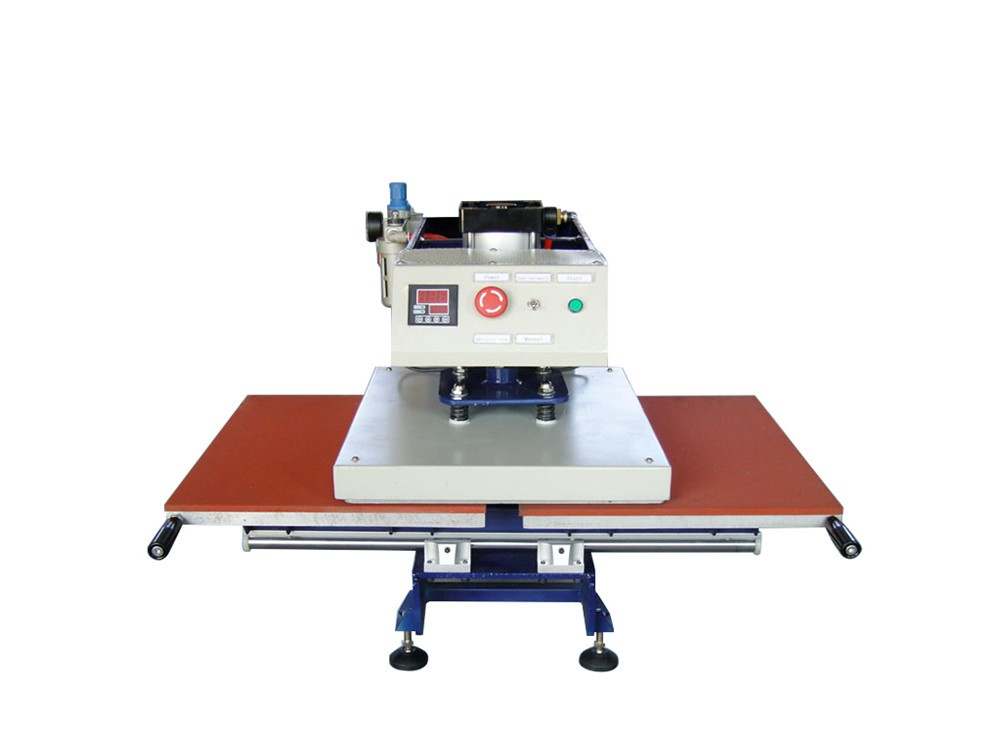 Double-station Penumatic Hot Stampig Machine and Heat press printer