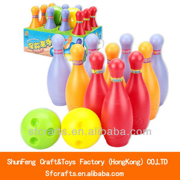 Funny kids bowling ball toy