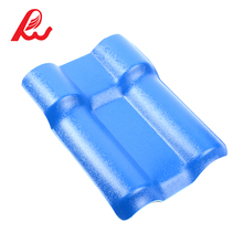 Synthetic resin ASA pvc plastic roof tile