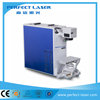 China 2016 NEW 20W 30W portable fiber laser mark machine with good price