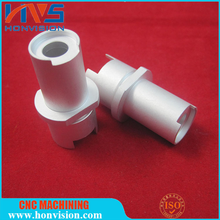 CNC Metal Aluminium Motorcycle Tire Fasten Collar Part
