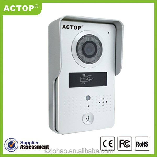 ACTOP factory outlets center WiFi long range wireless video intercom