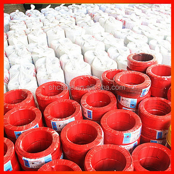 pvc insulated electrical wire roll kabel