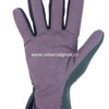 new style low cost cotton work glove mini pvc dot