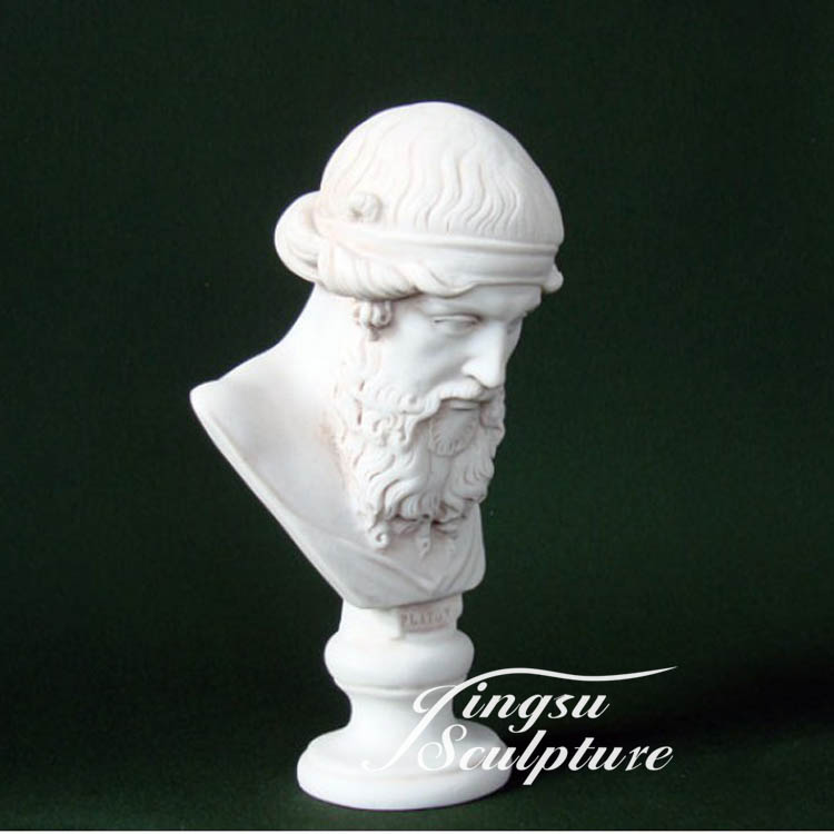 China factory supply famous marble bust sculptures
