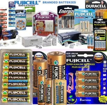 Multi Branded Batteries