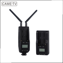 Professional Film Shooting Equipment 100m Wireless HD Video Transmitter And Receiver